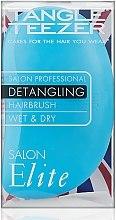 Щітка для волосся - Tangle Teezer Salon Elite Blue Blush — фото N4