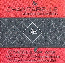 Духи, Парфюмерия, косметика Консилер, моментально разглаживающий морщины - Chantarelle C'Modular Age Gaba CX 35 % Extreme Wrinkle Filler