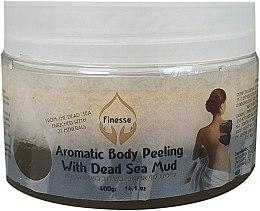 Духи, Парфюмерия, косметика Ароматический пилинг для тела на основе мертвого моря - Finesse Aromatic Body Peeling With Dead Sea Mud