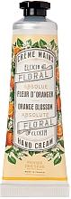 "Духи, Парфюмерия, косметика Крем для рук ""Флердоранж"" - Panier Des Sens Orange Blossom Hand Cream"