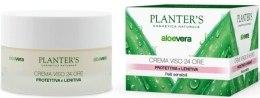 Духи, Парфюмерия, косметика Крем для лица защитный и успокаивающий - Planter's Aloe Vera 24 Hour Face Cream Protective and Soothing