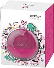 Духи, Парфюмерия, косметика Щетка для очистки лица, розовая - Purederm Sonic Face Brush Pink