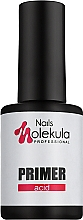 Духи, Парфюмерия, косметика Кислотный праймер для ногтей - Nails Molekula Primer