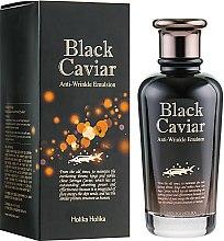Парфумерія, косметика Ліфтинг емульсія з екстрактом чорної ікри - Holika Holika Black Caviar Antiwrinkle Emulsion