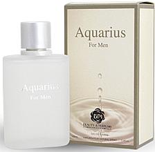 Духи, Парфюмерия, косметика MB Parfums Aquarius For Men - Парфюмированная вода