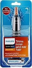 Парфумерія, косметика Тример для носа і вух - Philips NT1150/10