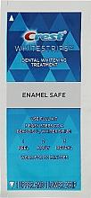 Духи, Парфюмерия, косметика Отбеливающие полоски для зубов - Crest Whitestrips 3D White Enamel Safe