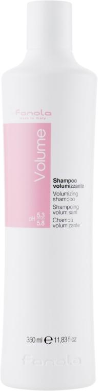 Шампунь для тонких волос - Fanola Volumizing Shampoo