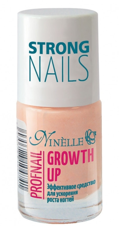 Эффективное средство для ускорения роста ногтей - Ninelle Growth Up Profnail