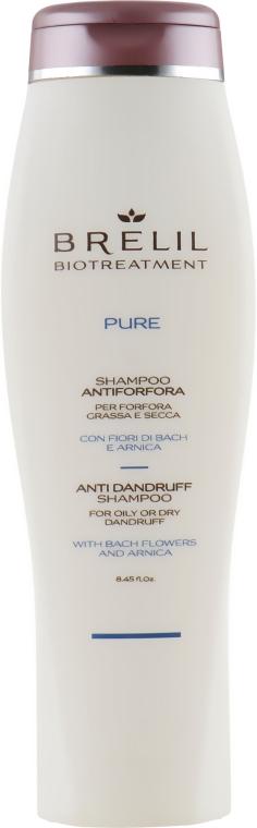 Шампунь против перхоти - Brelil Bio Traitement Pure Anti Dandruff Shampoo