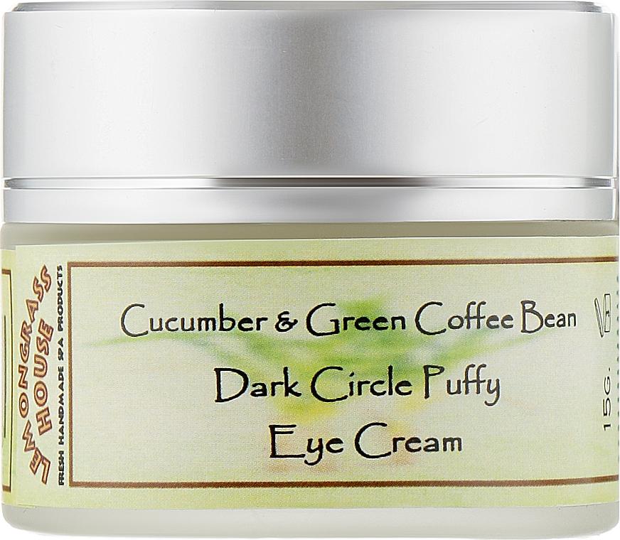 Крем для кожи вокруг глаз от темных кругов - Lemongrass House Dark Circle Puffy Eye Cream