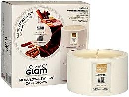 Духи, Парфюмерия, косметика Ароматическая свеча - House of Glam Hot Spiced Wine Candle