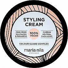 Духи, Парфюмерия, косметика Крем для укладки волос - Maria Nila Styling Cream