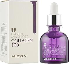 Духи, Парфюмерия, косметика Коллагеновая сыворотка для упругости кожи - Mizon Original Skin Energy Collagen 100 Ampoule