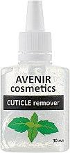 """Парфумерія, косметика Засіб для видалення кутикули """"М'ята"""" - Avenir Cosmetics Cuticle Remover"""