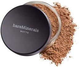 Духи, Парфюмерия, косметика Матирующая крем-пудра для лица - Bare Escentuals Bare Minerals Matte Foundation SPF15