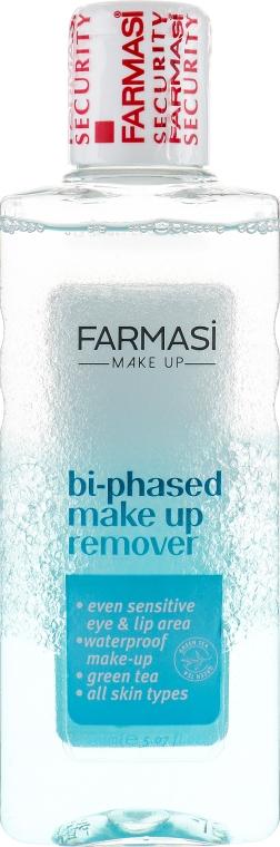 Двухфазное средство для снятия макияжа - Farmasi Bi-Phased Make Up Remover