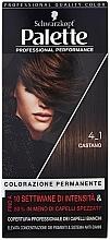 Духи, Парфюмерия, косметика Крем-краска для волос - Palette Professional Performance