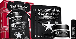 Духи, Парфюмерия, косметика Набор - Glamglow Instant Rejuvenating Glow Set (mask/50g + mask/3pcs + ser/15ml)