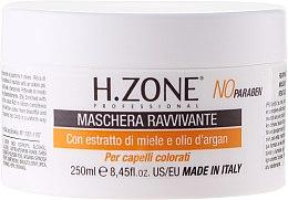 Духи, Парфюмерия, косметика Маска для окрашенных волос - H.Zone Masque Ravive Boucles
