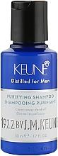 "Духи, Парфюмерия, косметика Шампунь для мужчин ""Очищающий"" - Keune 1922 Purifying Shampoo Distilled For Men Travel Size"