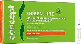 Духи, Парфюмерия, косметика Лосьон восстанавливающий против выпадения волос - Concept Green line Revitalizing No Loss Lotion