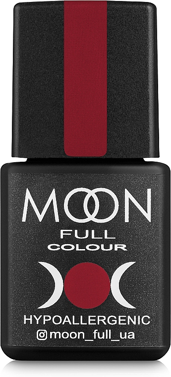 Гель-лак для ногтей - Moon Full Ferrari