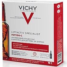 Парфумерія, косметика Антивіковий концентрат в ампулах для догляду за шкірою обличчя - Vichy LiftActiv Specialist Peptide-C