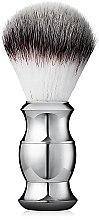 Духи, Парфюмерия, косметика Помазок для бритья алюминиевый - Depot The Male Tools & Co Shaving Brush