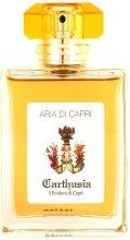 Духи, Парфюмерия, косметика Carthusia Aria Di Capri - Туалетная вода