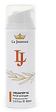 Духи, Парфюмерия, косметика Крем для лица SPF 50 - La Jeunesse Cream With SPF 50