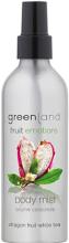 """Духи, Парфюмерия, косметика Спрей для тела """"Питайя-белый чай"""" - Greenland Fruit Emotions Dragon Fruit-White Tea BODY MIST"""