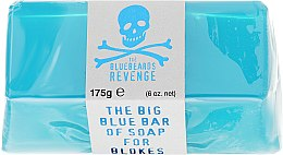 Духи, Парфюмерия, косметика Мыло для тела - The Bluebeards Revenge The Big Blue Bar Of Soap