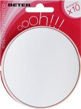 Парфумерія, косметика Дзеркало підвісне з х10 збільшенням, 8,5 см - Beter Macro Mirror Oooh XL