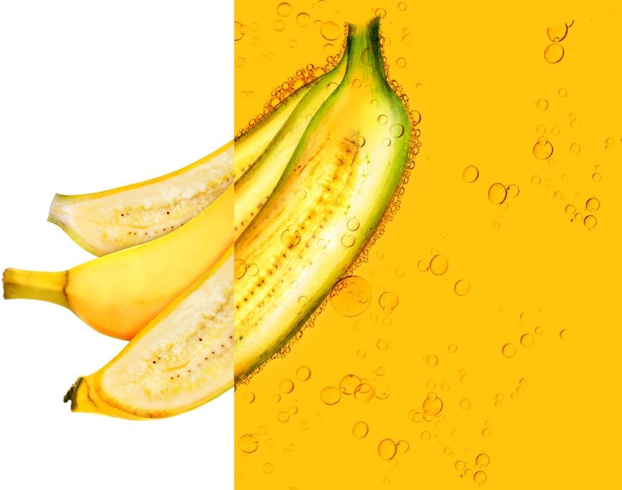 """Маска 3 в 1 """"Банан"""", питание для сухих и очень сухих волос - Garnier Fructis Superfood Mask — фото N4"""