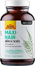 Духи, Парфюмерия, косметика Витамины для волос, кожи и ногтей - Country Life Maxi-Hair