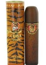 Духи, Парфюмерия, косметика Cuba Jungle Tiger - Парфюмированная вода