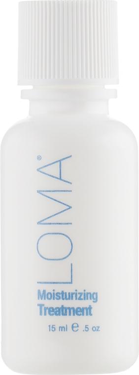 Кондиционер для увлажнения волос - Loma Hair Care Moisturizing Treatment (мини)