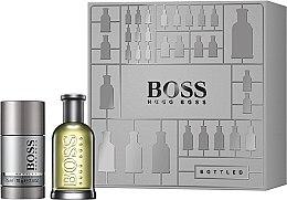 Духи, Парфюмерия, косметика Hugo Boss Bottled - Набор (edt/50ml + deo/75ml)