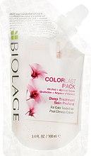 Духи, Парфюмерия, косметика Маска для окрашенных волос - Biolage Colorlast Mask Doy-Pack