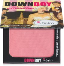Парфумерія, косметика Тіні-рум'яна - theBalm Shadow-Blush Down Boy
