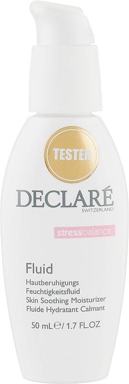 Успокаивающая увлажняющая эмульсия - Declare Skin Soothing Moisturiser (тестер)