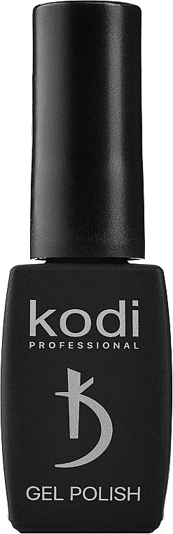 "Гель-лак для ногтей ""Black & White"" - Kodi Professional Gel Polish"