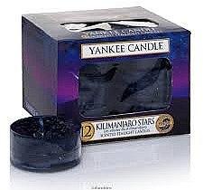 "Духи, Парфюмерия, косметика Чайные свечи ""Звёзды Киллиманджаро"" - Yankee Candle Scented Tea Light Candles Kilimanjaro Stars"