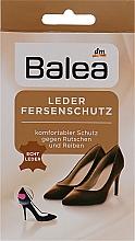 Духи, Парфюмерия, косметика Кожаные подушечки для пяток - Balea Leder Fersenschutz