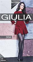 """Духи, Парфюмерия, косметика УЦЕНКА Колготки для женщин """"Demi 1"""" 120 Den, iron - Giulia *"""