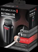 Парфумерія, косметика Чоловіча компактна косметична щітка для обличчя - Remington Recharge FC1500