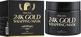 Духи, Парфюмерия, косметика Золотая маска для лица - Esthetic House Piolang 24K Gold Wrapping Mask
