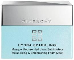 Духи, Парфюмерия, косметика Маска для лица ночная - Givenchy 'Hydra Sparkling' Foam Mask
