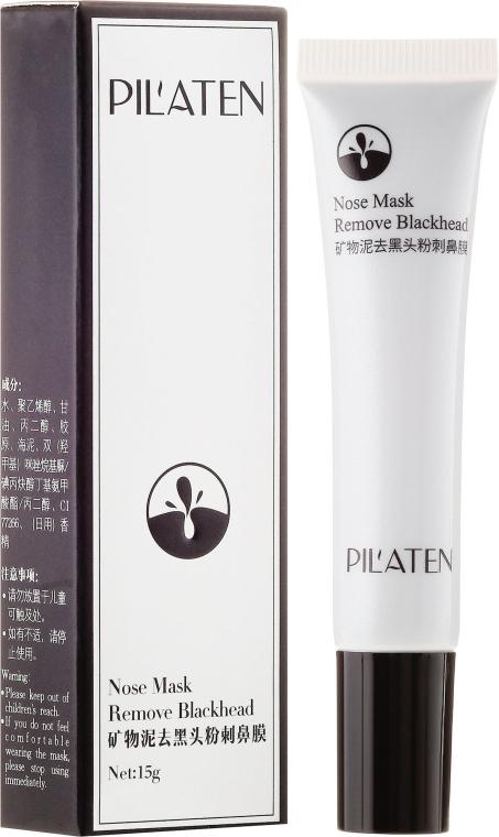 Очищающая маска против черных точек - Pil'aten Remove Blackhead Nose Mask